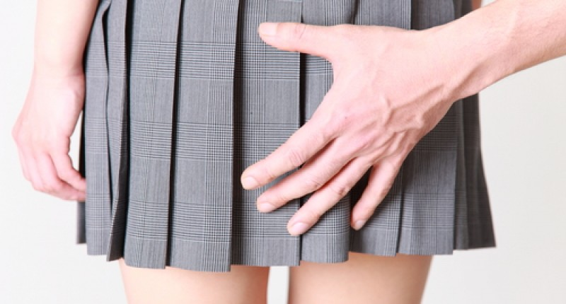 The Psychology Behind Grabbing a Woman's Butt